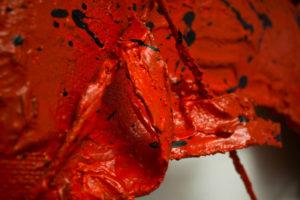 """""""La Cage"""" est une sculpture d'art contemporain créé par l'artiste Cesare Catania (peintre et sculpteur)."""