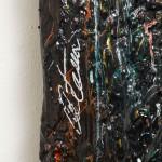 Scultura di arte contemporanea realizzata da Cesare Catania con tecnica mista. Prima delle 5 versioni che verranno realizzate sullo stesso tema.