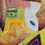 小丑 (C版本)-艺术家 凯撒·卡塔尼亚 的 当代艺术 画作