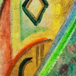"""арт: Картина """" Арлекины """" (современное искусство ) художник Чезаре Катаниa"""