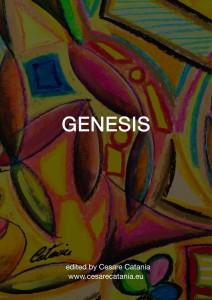 """Libri e Video di Cesare Catania. Scopri """"Genesis"""", un libro di arte contemporanea che descrive, in più di 450 pagine, la vita, le tecniche e le opere dell'artista Cesare Catania"""
