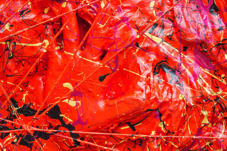 Reart è una scultura di arte contemporanea dell'artista Cesare Catania