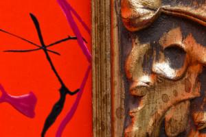 Découvrez l'œuvre d'art contemporain Reart, la sculpture par l'artiste Cesare Catania avec des matériaux recyclés. Avec la video TUTORIAL.