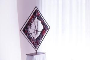 La Bocca dell'Etna D Version è una scultura di arte contemporanea realizzata da Cesare Catania