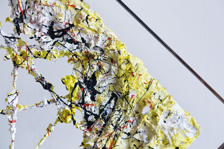 La Bocca dell'Etna E Version è una scultura di arte contemporanea realizzata da Cesare Catania