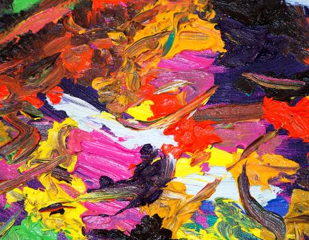 Dipinti di arte contemporanea di Cesare Catania