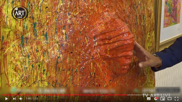 Art Live TV - Program about Cesare Catania