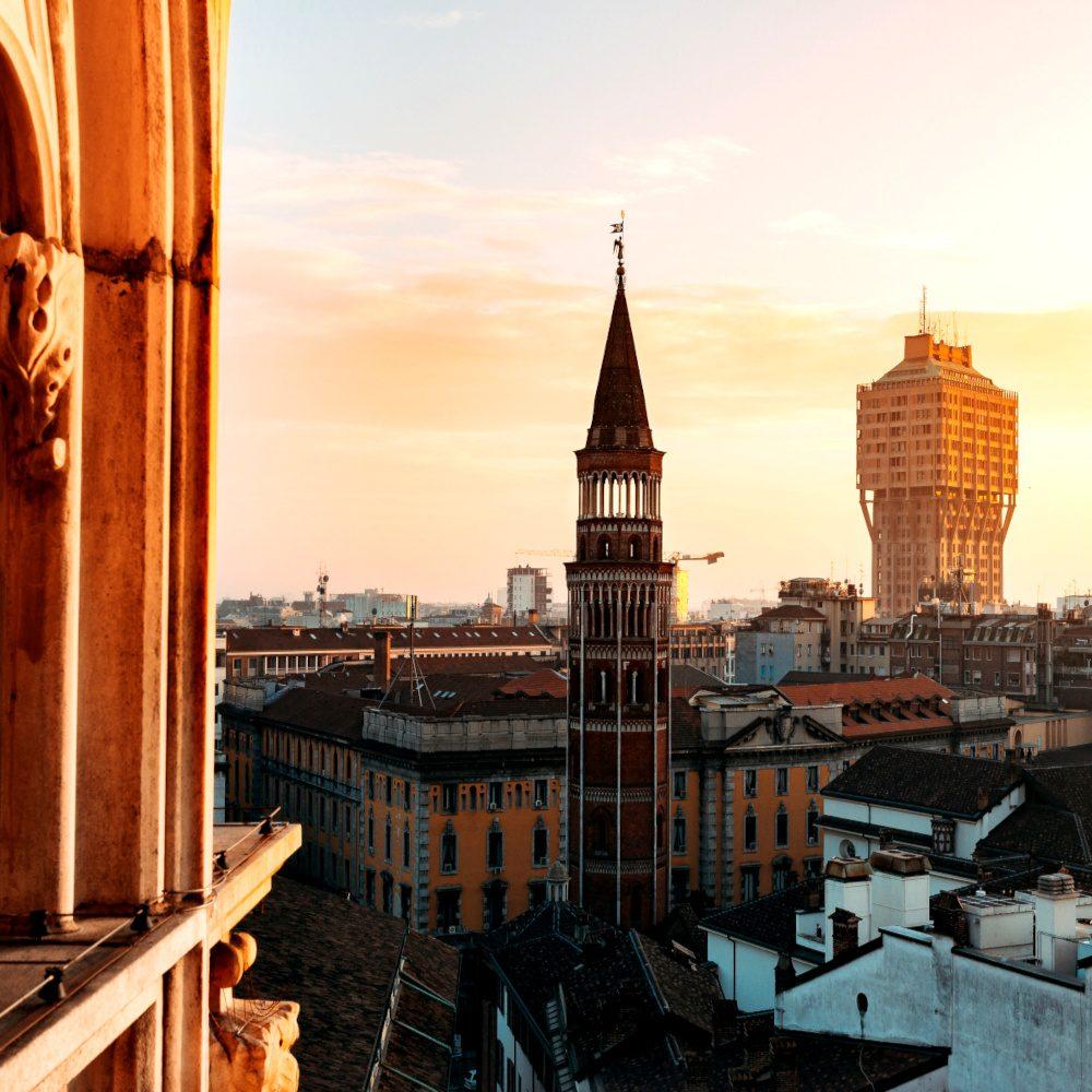 Torre Velasca Milano - Def